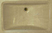 Custom Contemporary Rectangular vanity sink